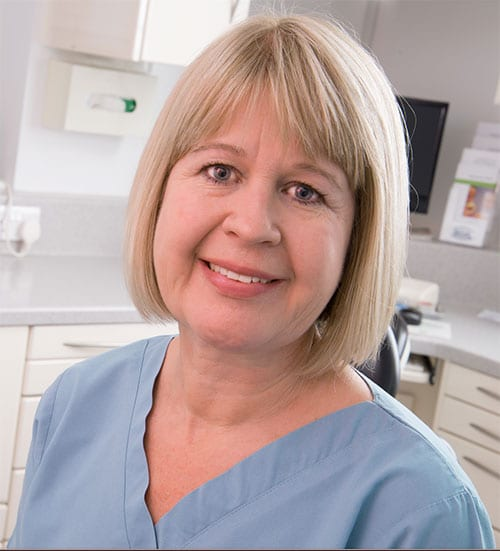 Joanne Jackson Dental Hygienist at Wingham Dental Practice